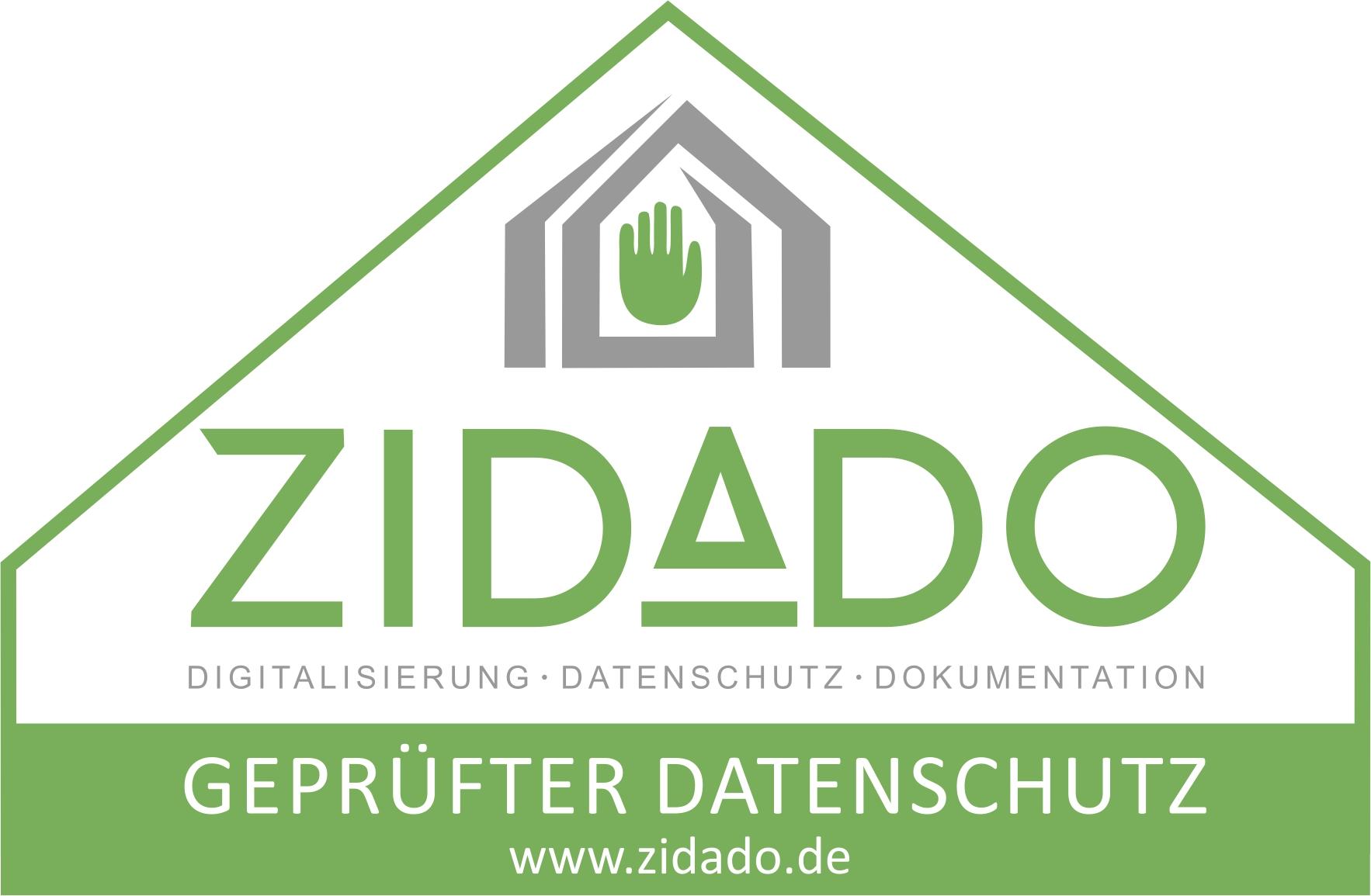 ZIDADO - Digitalisierung - Datenschutz - Dokumentation